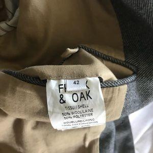 Frank & Oak Suits & Blazers - Gray Frank & Oak Blazer